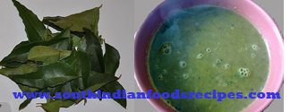 curry-leaves-kuzhambu image
