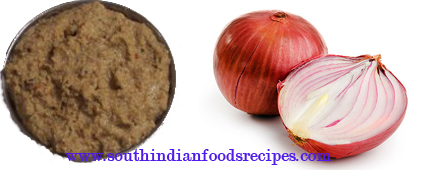 onion-thuvaiyal image